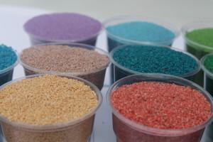 Песок для аквариума