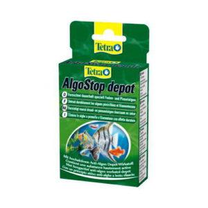 Средство от водорослей в аквариуме Algostop